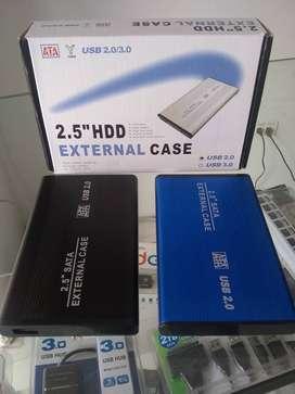 Caja Disco Duro 2.0 y 3.0