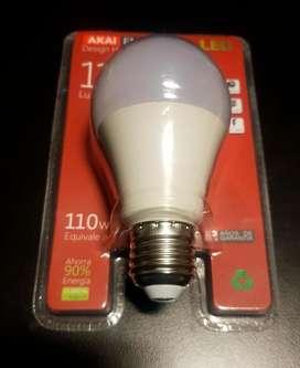 Foco Lámpara LED x 3 unidades