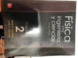 Libro Física para Ingeniería y Ciencias