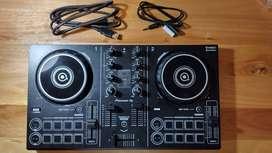 Controlador DJ Pioneer DDJ-200 (menos de 6 meses de comprado)