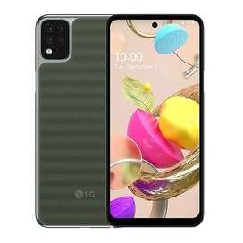 LG K42 3GB RAM 64GB ROM VERDE