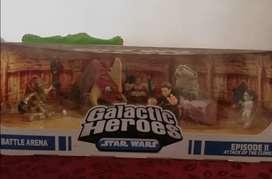 Juguetes de colección star wars