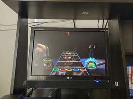 Monitor tv HD LG 19 pulgadas