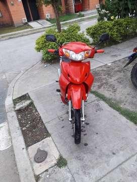 Gangazo moto señoritera barata