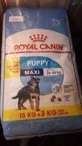 ROYAL CANIN MAXI PUPPY 18 KILOS