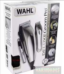 Maquina whal DELUXE GroomPro