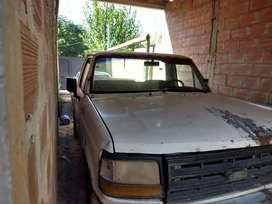 Vendo camioneta f_100