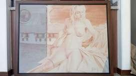 obra original artista Ignacio Poblet