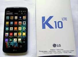 LG K10 4G Lte Libre