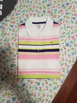 Remera Tommy Talle 10