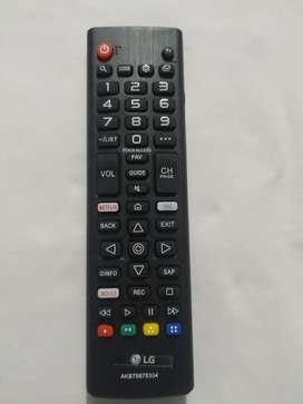 Control LG SMART TV + estuche