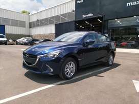 Mazda 2 Sdn Touring At