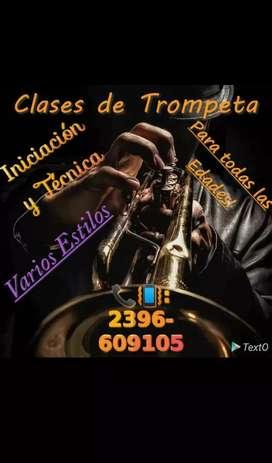 Clases de Trompeta y de Guitarra