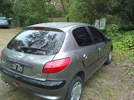Vendo Peugeot 206 diesel mod:99