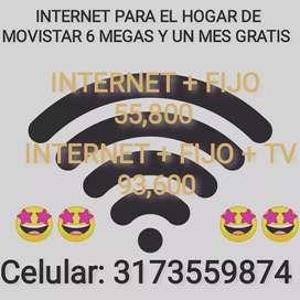 Internet para el hogar