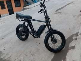 Bicicleta electrica 750w