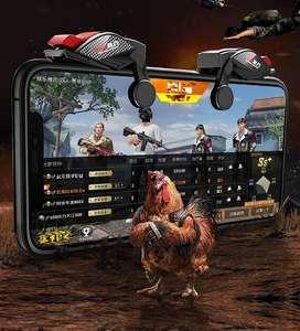 Gatillos L1 R1 Touch Para Smartphone Free Fire - PUBG