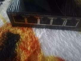 Switch de 5 puertos de 1 gigabit
