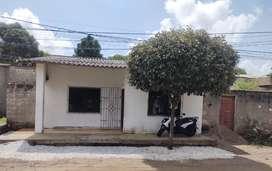 Vendo casa en el casco urbano de Juan de Acosta