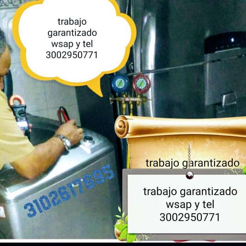 sevicio técnico en reparación de neveras lavadoras aires 3507099392 0