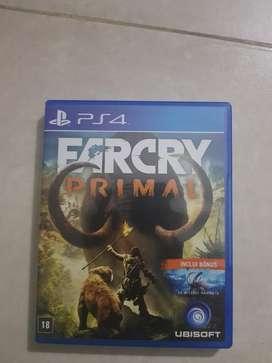 Far Cry Primal Ps4 Fisico