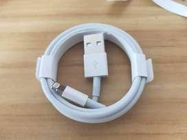 Cable lightning de iphone x nuevo nunca usado