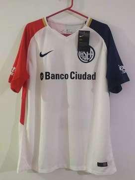 Camiseta remera Nike San Lorenzo talle L Romagnoli