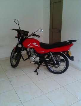 Vendo Moto Jialing ciclon 125