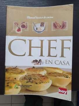 Manual Chef en casa