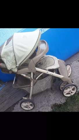 "Vendo carro de bebe "" Graco """