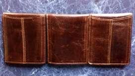 Billeteras Nuevas de cuero