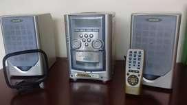 Minicomponente AIWA - Made in Japan