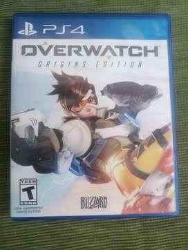 juego overwatch español ps4