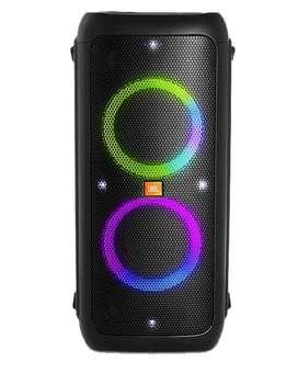 Parlante con leds JBL PartyBox 100 para uso portátil