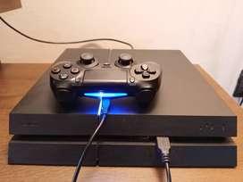 Vendo PS4 500 Gb