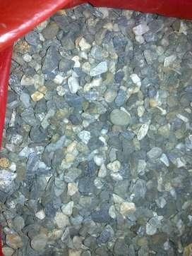 Granito numero 2 gris en bulto para remodelacion o jardineria!