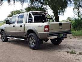 Ford Ranger Limited 4x4 cuero, funciona todo,recibo menor valor