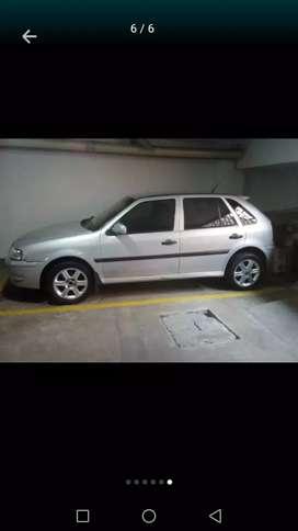 Se vende Volkswagen gol 1.8