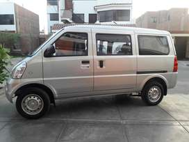 Se alquila minivan chevrolet N300 solo empresa juridica con factura