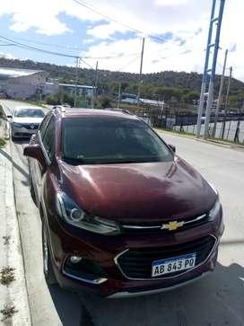 Vendo Chevrolet Tracker liberada 2017