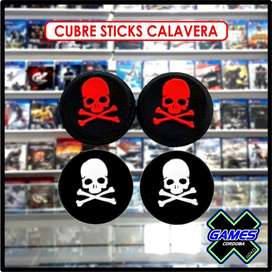 CUBRES STICK DUALSHOCK PS4 CALAVERAS