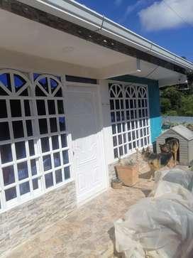 Vendo hermosa casa en vereda La playa