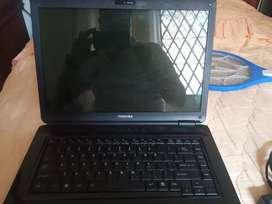 Portátil Toshiba L305 S59071 para repuestos