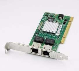 Tarjeta Red Intel 8492mt 1000 Mt Gigabit Rj45