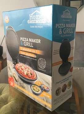 Pizza Maker & Grill