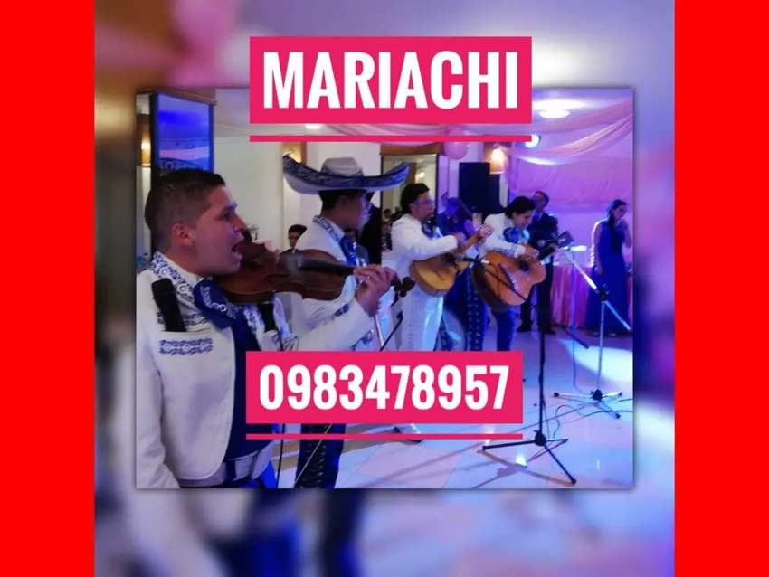 Mariachis en Quito cuidamos tu economía Llámanos 0