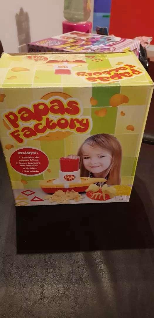 Vendo Papas factory 0