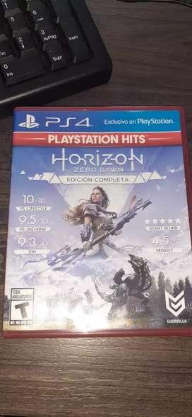 Juego Horizon Play Station 4, Nuevo!!