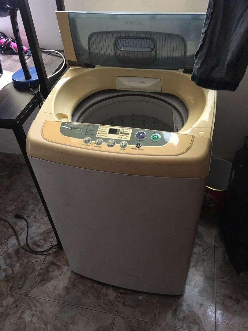 Lavadora Samsung WB 15R3 0