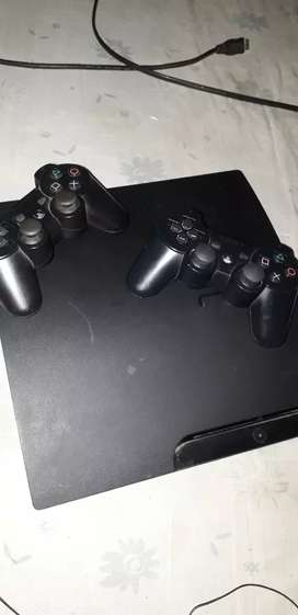 Vendo Play Station 3. (Precio negociable)